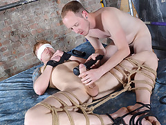 He Needs That Massive Uncut Cock - Tyler Underwood & Sean Taylor