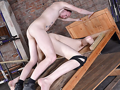 A Punnishing Butt Fucking For Casey - Casey O'Connel & Sean Taylor