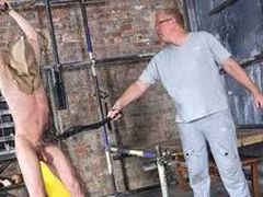 Penalized Rigid & Emptied Of Jizz - Chris Jansen & Sebastian Kane