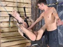 Smacked & Wedged With Spunk-Pump - Mason Madison & Xavier Sibley