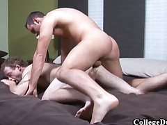 College Dudes - Devin Adams fucks Cole Gartner