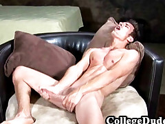 College Dudes - Austin Gama Busts A Dope-fiend